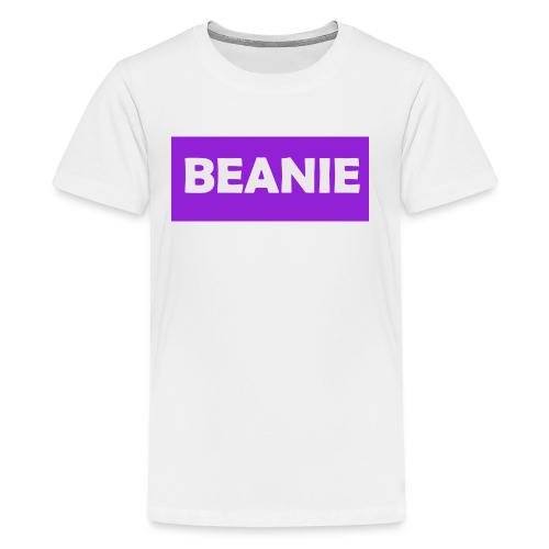 BEANIE - Kids' Premium T-Shirt
