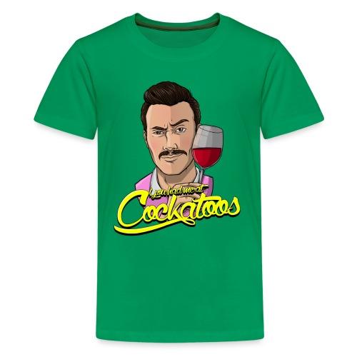 SilentDroidd Tshirt 01 png - Kids' Premium T-Shirt
