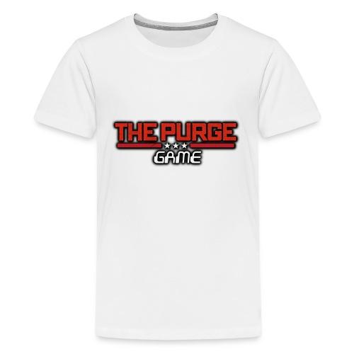 Purge Logo - Kids' Premium T-Shirt
