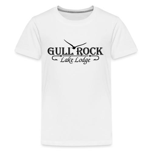 Gullrock Lake Lodge - Kids' Premium T-Shirt