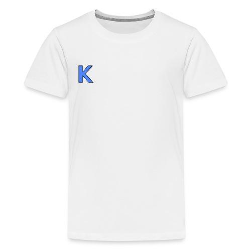 Kickstarkid K - Kids' Premium T-Shirt