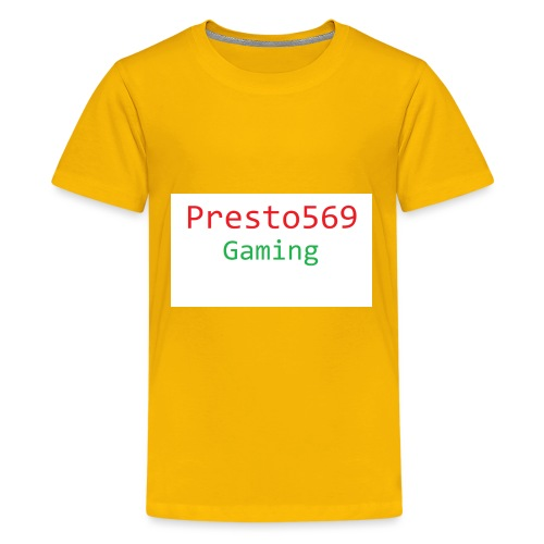 Presto569 Gaming - Kids' Premium T-Shirt