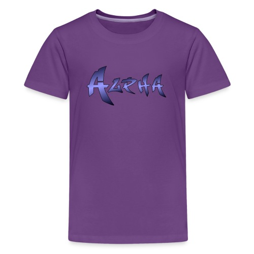 Alpha Black - Kids' Premium T-Shirt