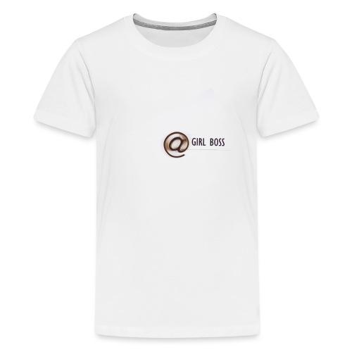 Girl Boss! - Kids' Premium T-Shirt
