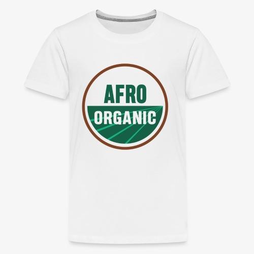Afro Organic - Kids' Premium T-Shirt