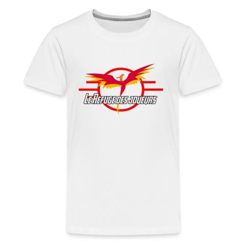 Official Logo LRJ - Kids' Premium T-Shirt