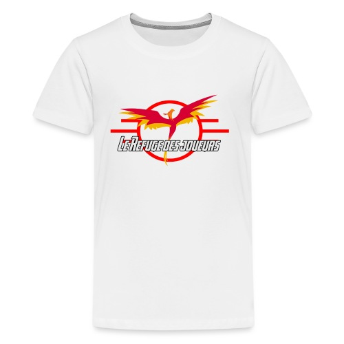Official Logo LRJ - Kids' Premium T-Shirt