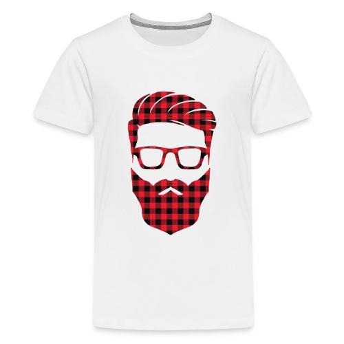 HIPSTER TILES - Kids' Premium T-Shirt