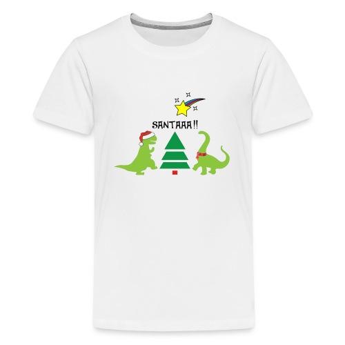 Merry Extinction - Kids' Premium T-Shirt