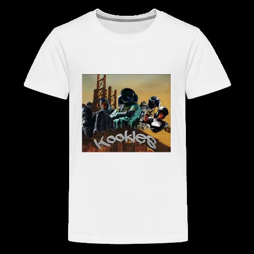 cuckmcgee - Kids' Premium T-Shirt