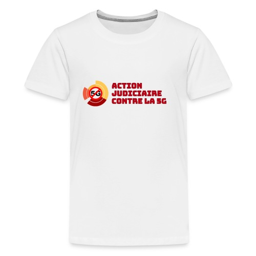 Action 5G - Kids' Premium T-Shirt