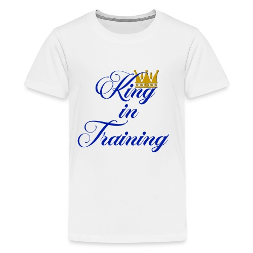 King in Training - Kids' Premium T-Shirt