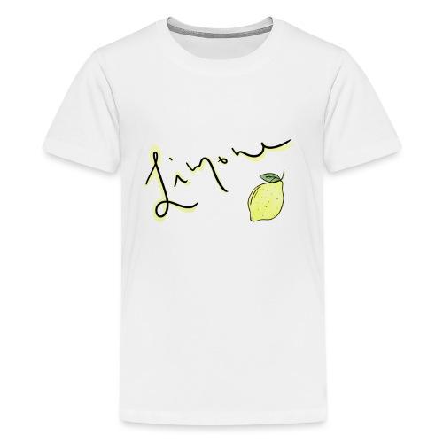 Limone - Kids' Premium T-Shirt