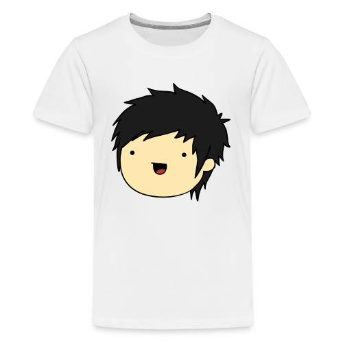 Domics Head png - Kids' Premium T-Shirt