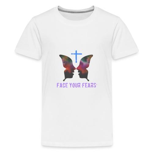 Face your fears - Kids' Premium T-Shirt