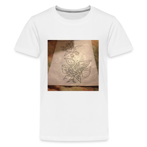 My own designs - Kids' Premium T-Shirt