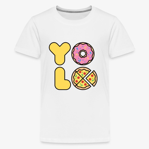 You Only Lift Once - Kids' Premium T-Shirt