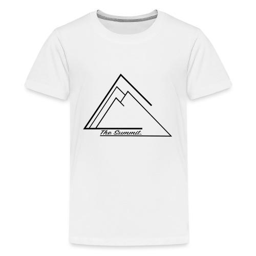 The Summit Phone case - Kids' Premium T-Shirt