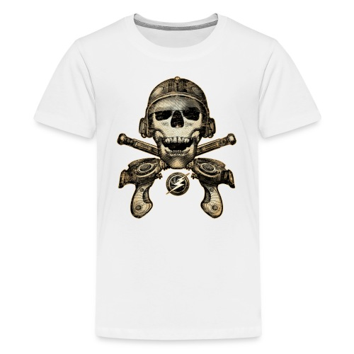 SpacePirate Guns - Kids' Premium T-Shirt