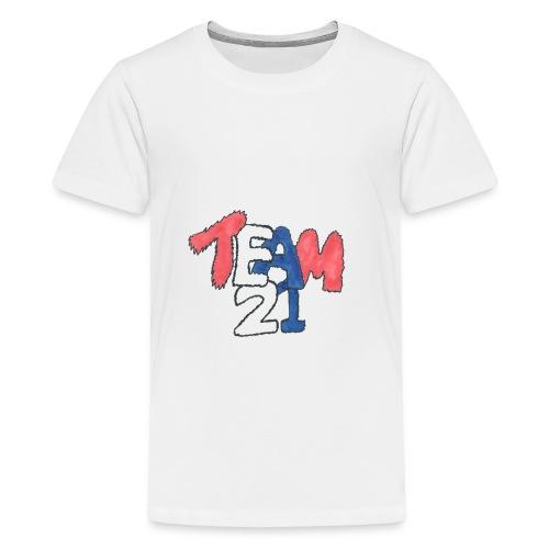team 21 the best - Kids' Premium T-Shirt