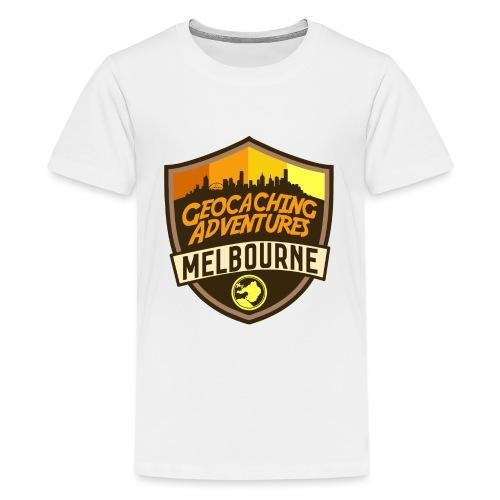 GCMelb Orange - Kids' Premium T-Shirt