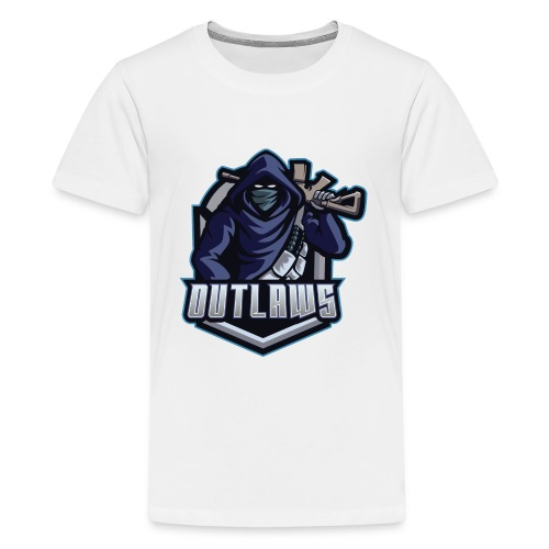 Outlaws Gaming Clan - Kids' Premium T-Shirt