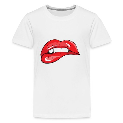 LIP BIT - Kids' Premium T-Shirt