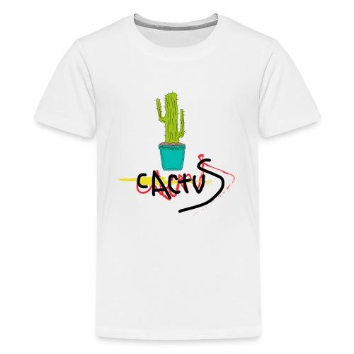 _cactus - Kids' Premium T-Shirt
