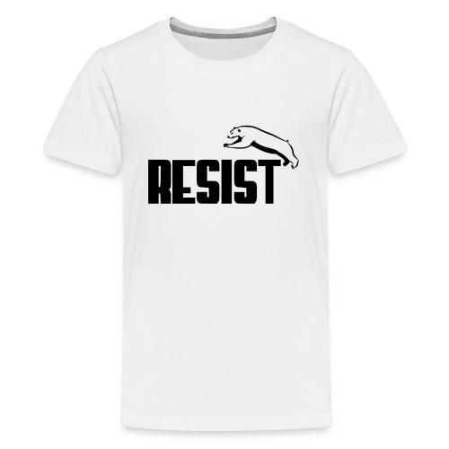RESIST BEAR - Kids' Premium T-Shirt