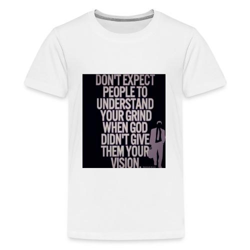 HUSTLE 10 - Kids' Premium T-Shirt