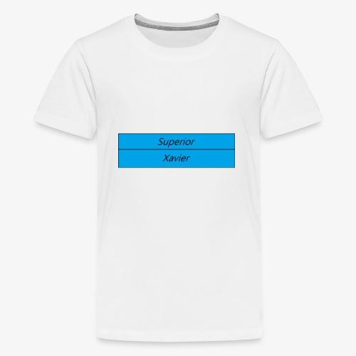 new logo tee - Kids' Premium T-Shirt