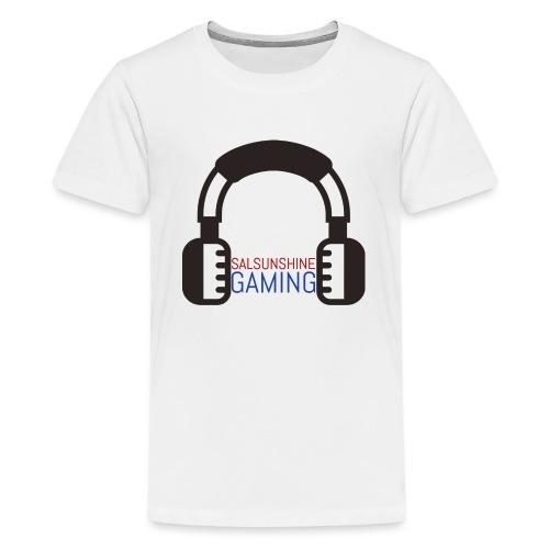 salsunshine gaming logo - Kids' Premium T-Shirt