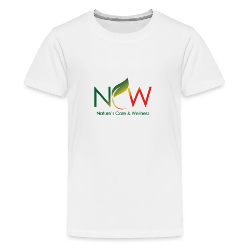 Ncw Big Logo - Kids' Premium T-Shirt