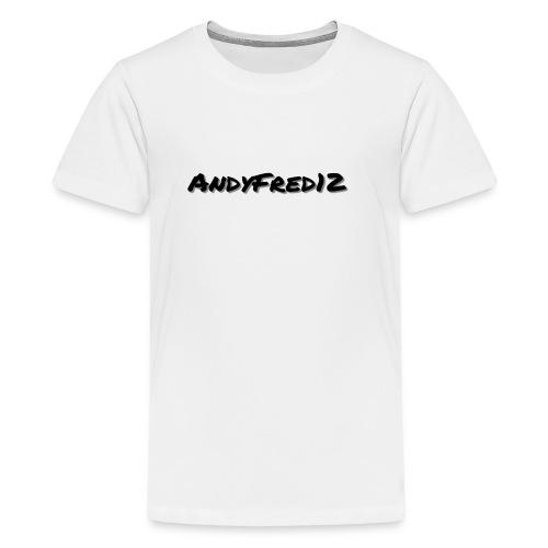 AndyFred12 - Kids' Premium T-Shirt