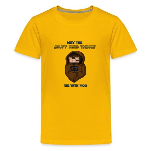 Laura Ansty png - Kids' Premium T-Shirt