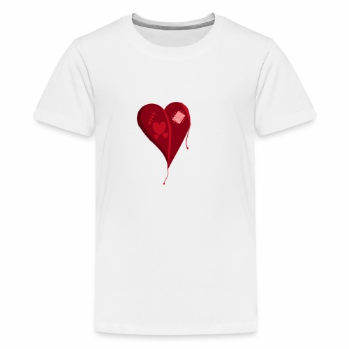 Destroyed Love - Kids' Premium T-Shirt
