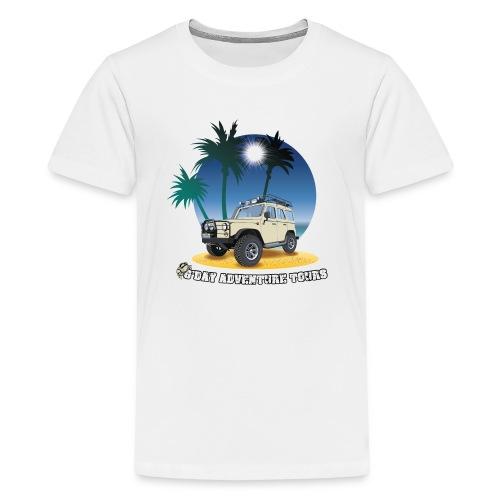G'day Adventure Tours - Kids' Premium T-Shirt