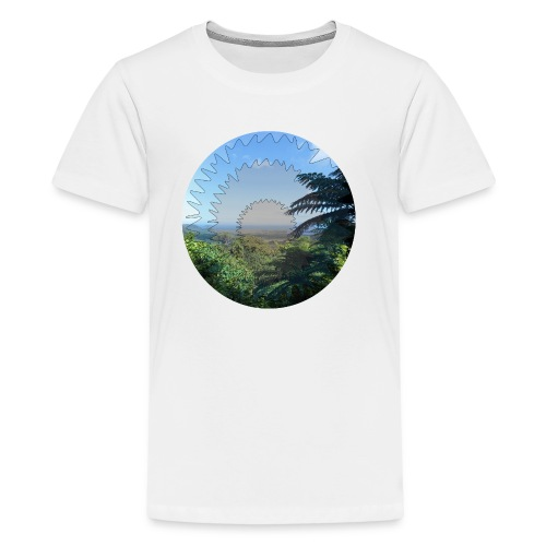 Landscape Filter - Kids' Premium T-Shirt