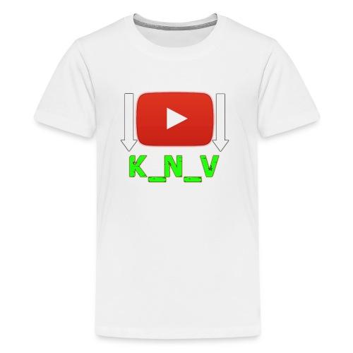 K_N_V 7 - Kids' Premium T-Shirt