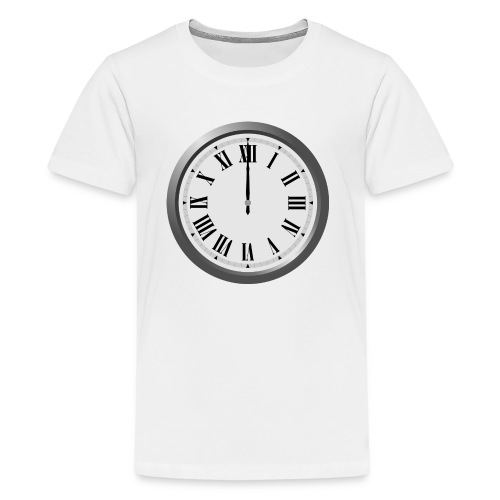Time Flies When You Watch Team Google Plex - Kids' Premium T-Shirt