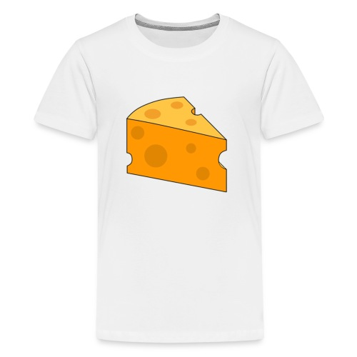 Cheese Design - Kids' Premium T-Shirt