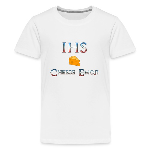 IHS Cheese - Kids' Premium T-Shirt