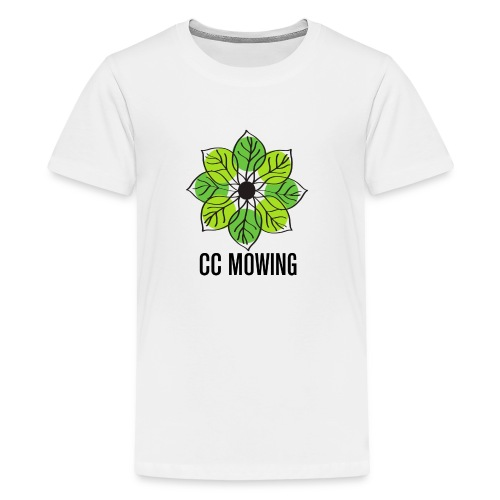 CC Mowing Logo - Kids' Premium T-Shirt