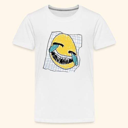 הנייר הזה שעל אלוהים - Kids' Premium T-Shirt