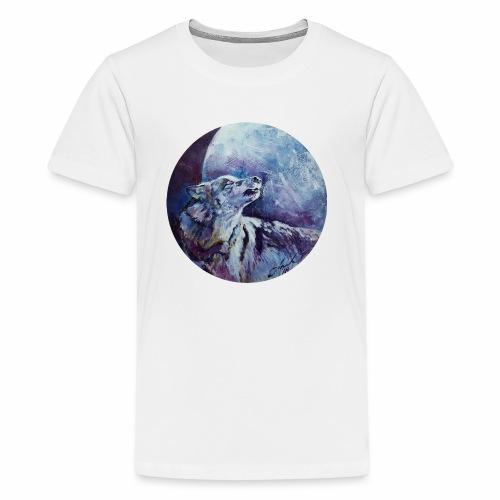 Express Your Wolf - Kids' Premium T-Shirt
