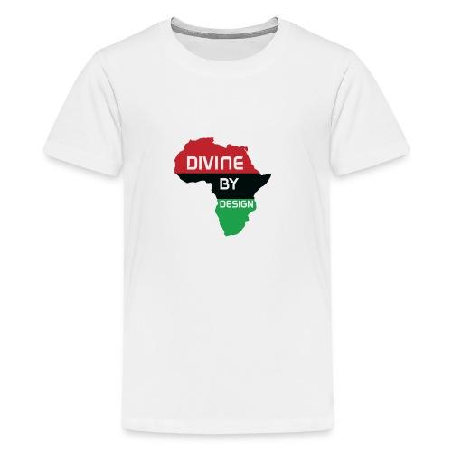 Divine by Design - Kids' Premium T-Shirt