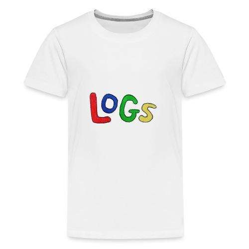 LOGS Design - Kids' Premium T-Shirt