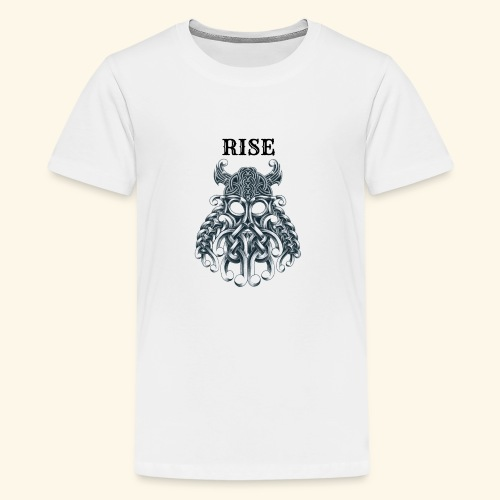 RISE CELTIC WARRIOR - Kids' Premium T-Shirt