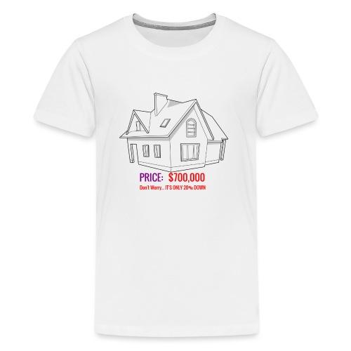 Fannie & Freddie Joke - Kids' Premium T-Shirt