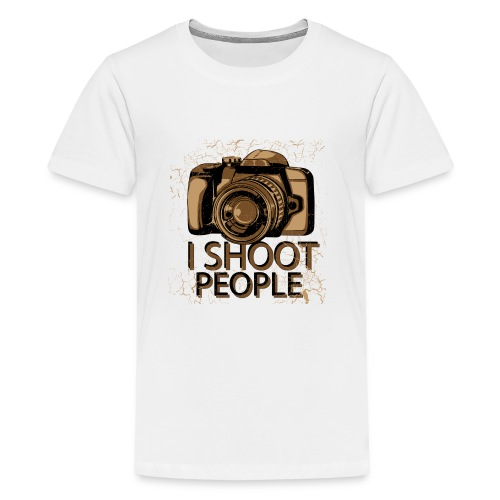 Photographer - Kids' Premium T-Shirt